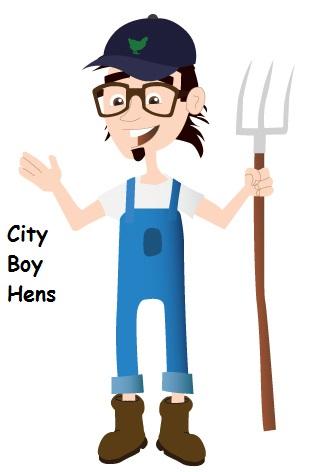 City Boy Cartoon