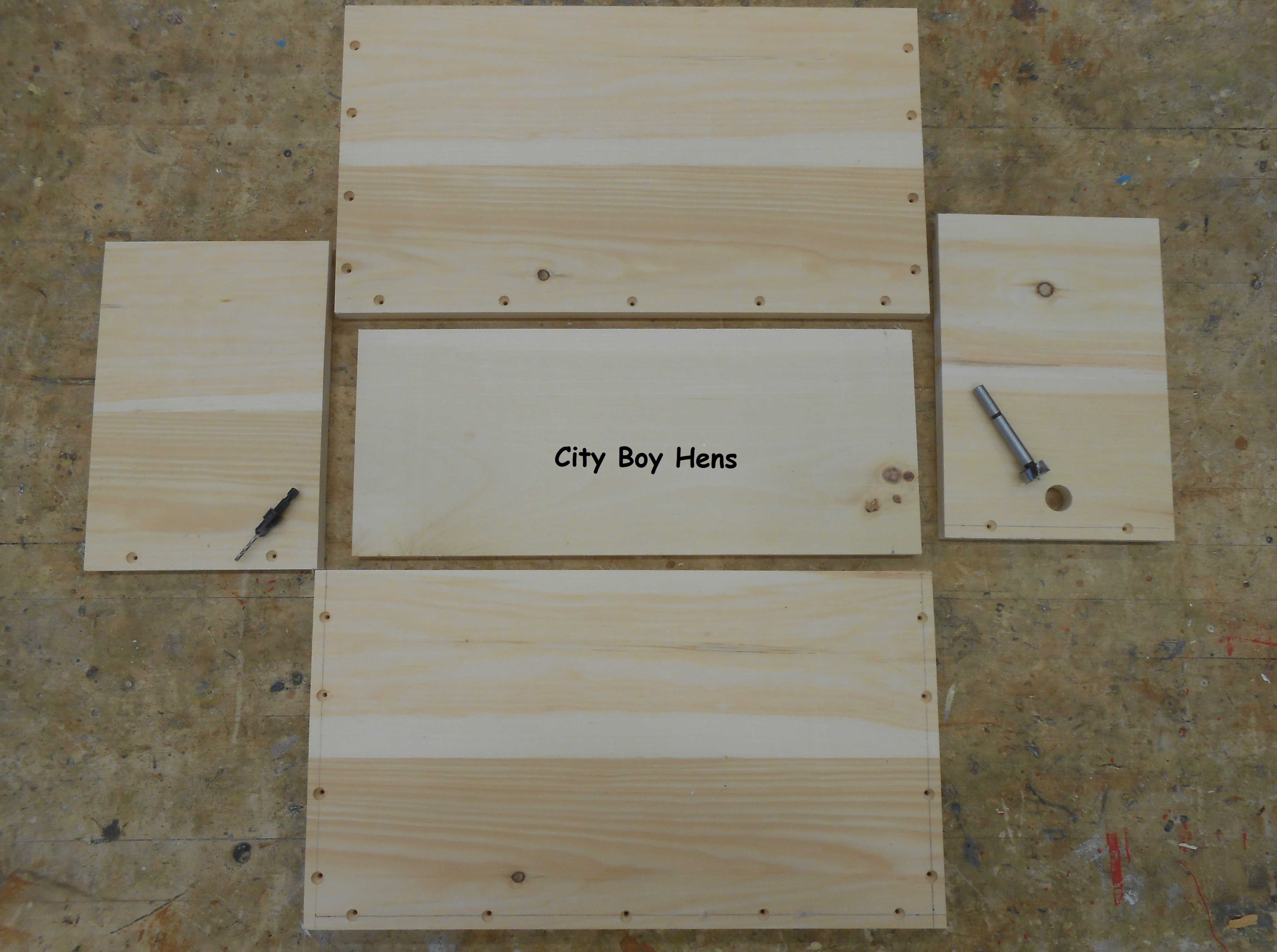 How To Build A 5 Frame Nuc Beehive City Boy Hens